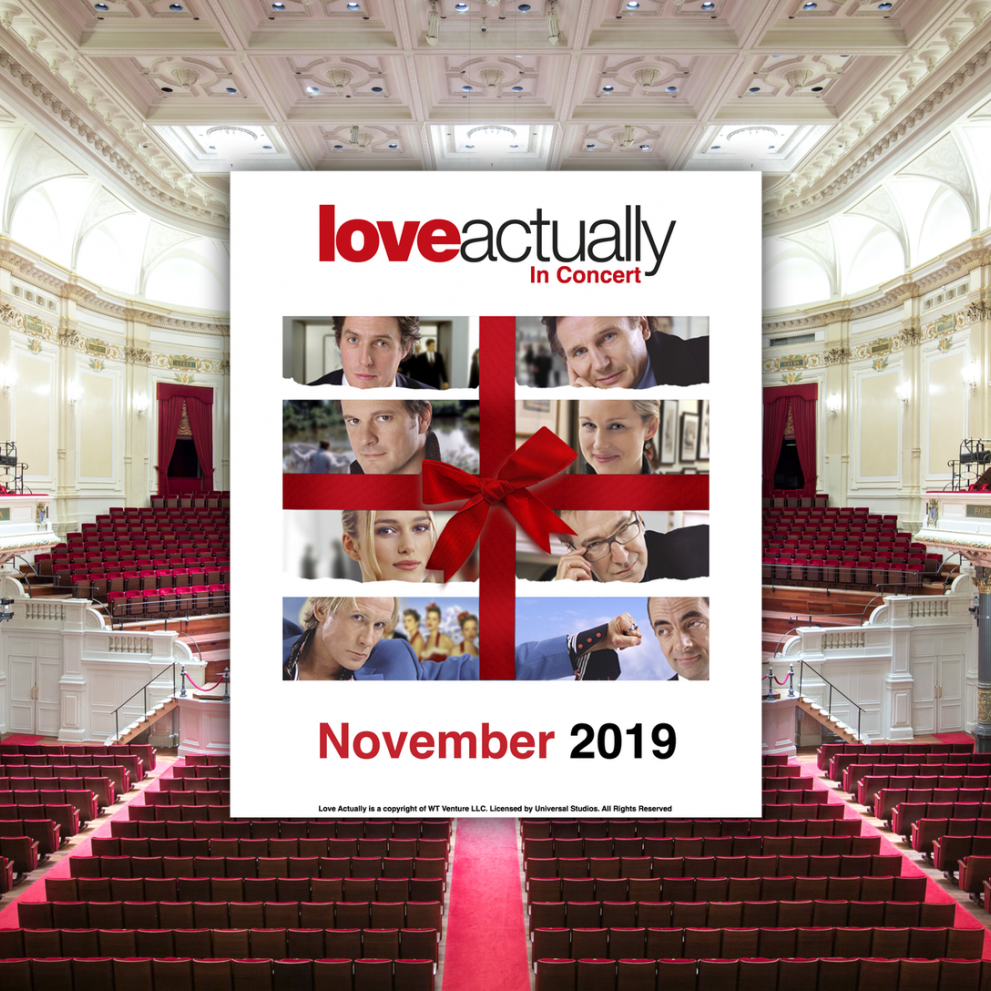 LoveActually in Concert