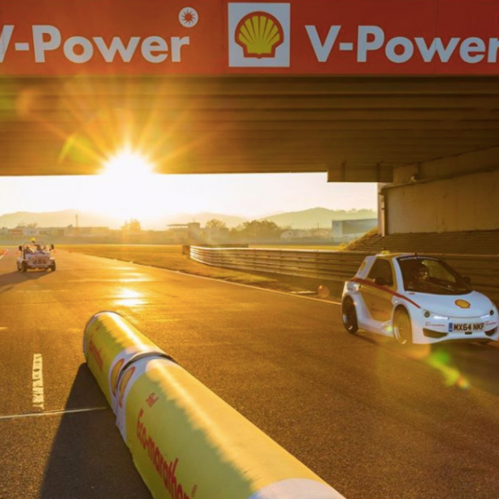 Shell V Power #tankmaatjes