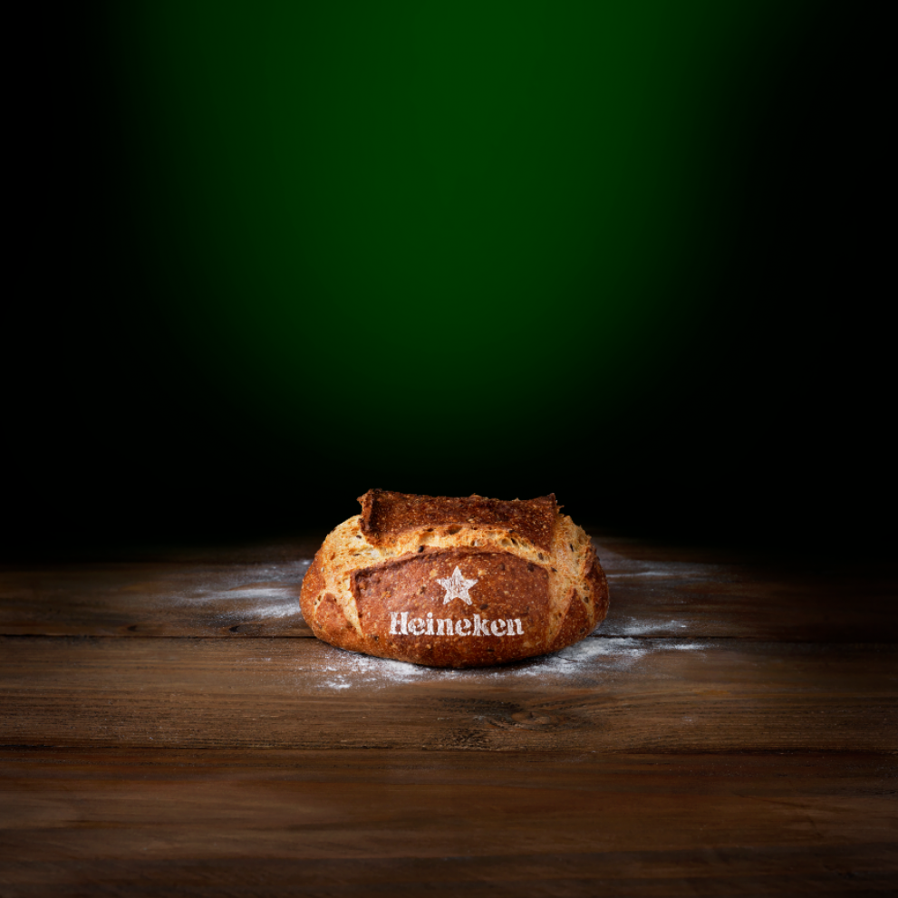Heineken The Bakery project
