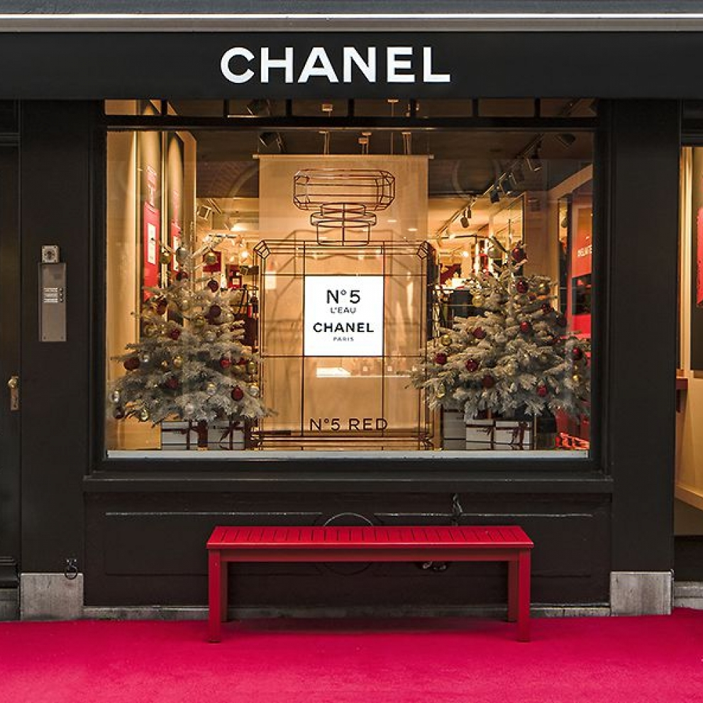 Chanel N°5 Red Amsterdam